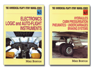The Commercial Pilot Study Manuals