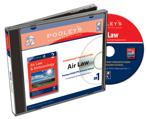 CD 1 – Pooleys Air Presentations, Air Law PowerPoint