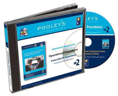 CD 2 – Pooleys Air Presentations, Operational Procedures PowerPoint