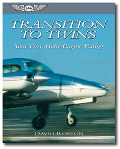 Transition To Twins, your first Multi-Engine Rating - Robson
