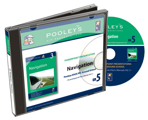 CD 5 – Pooleys Air Presentations, Navigation Powerpoint