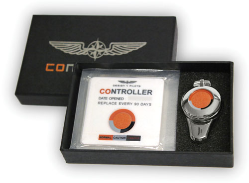 Design4Pilots - Pilot Controller Carbon Monoxide Detection Kit