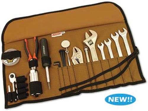 Pilot's Tool Kit – 27 Pieces