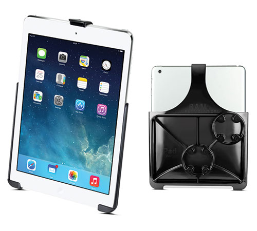 Complete Kit with Holder for Apple iPad Air or iPad Air 2