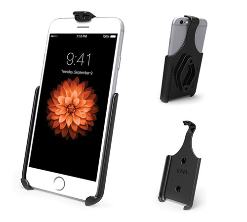 Complete Kit with Holder for Apple iPhone 6 & iPhone 6s