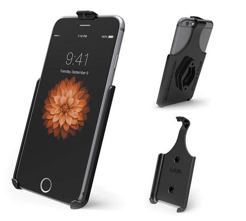 Complete Kit with Holder for Apple iPhone 6 plus & iPhone 6s plus