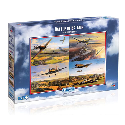 Battle of Britain, Jigsaw Puzzle (1000 pieces)