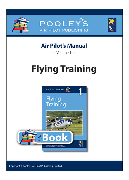 Air Pilot's Manual Volume 1 Flying Training – APM EASA eBook
