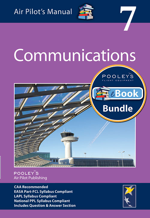 Air Pilot's Manual Volume 7 Communications – APM EASA Book & eBook Bundle