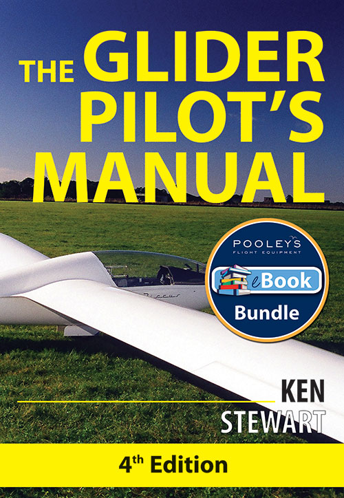 The Glider Pilot Manual, Stewart – Book & eBook Bundle
