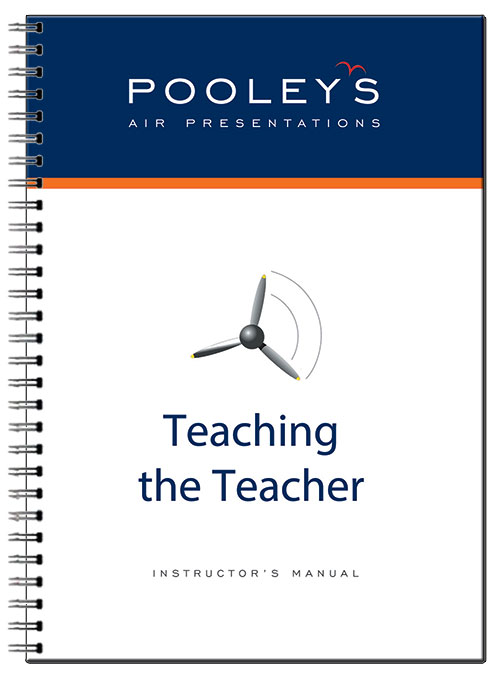 Teaching the Teacher - Instructor's Manual