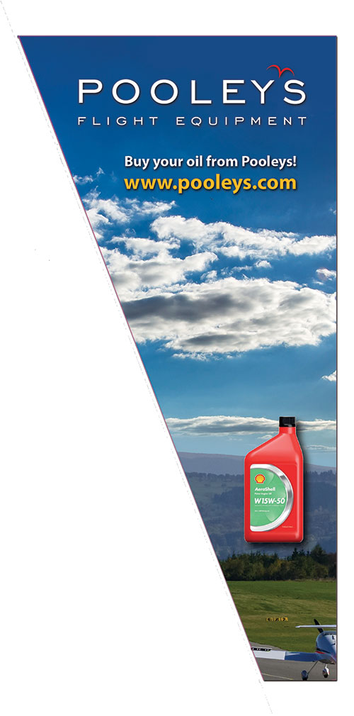 Pooleys Disposable Oil Funnel x 1