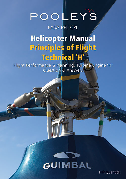 EASA PPL-CPL Helicopter Manual, Principles of Flight Technical 'H' – Quantick