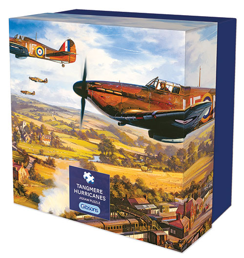 Tangmere Hurricanes, Jigsaw Puzzle (500 pieces)
