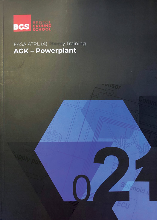 EASA ATPL (A) Theory Training, Powerplant - Bristol Ground School