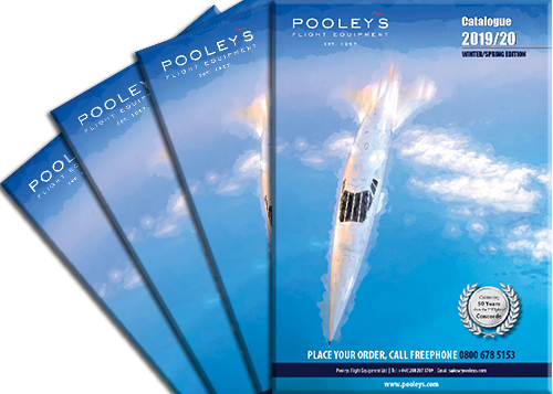 Pooleys Retail Catalogue Winter/Spring Edition 2019/20