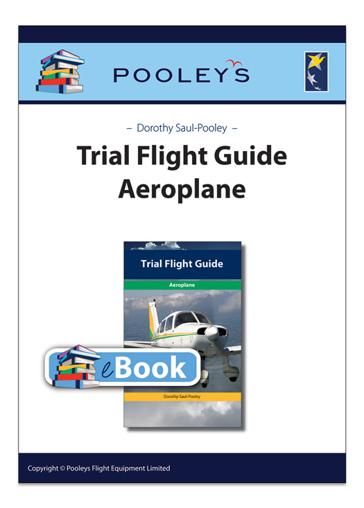 Trial Flight Guide Aeroplanes, Saul-Pooley - eBook