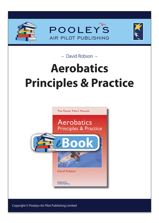 Aerobatics, Principles & Practice, Robson - eBook