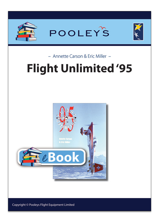 Flight Unlimited '95 - Annette Carson & Eric Muller eBook
