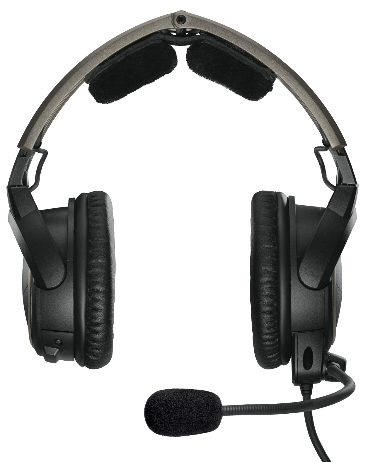 ANR - Bose A20 Fixed-Wing Headset with Twin Plugs, Non-Bluetooth, Battery powered, Hi Impedance (324843-2020)